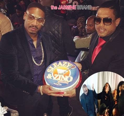 love hip hop star benzino says brawl was overblown more child support woes stevie j s baby mama says lhha