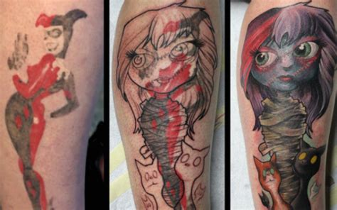 tattoo fixers cat cover up 50 cover up tattoos that will stun you instantly