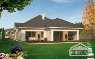 Small 2 Car Garage Homes Cute Bungalov 1276 Family Houses Euroline 1