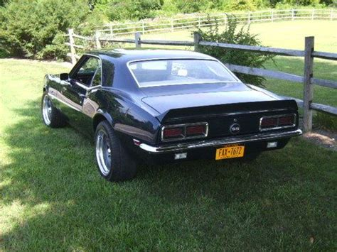 68 rs camaro for sale sell used 68 camaro rs ss restomod in east new