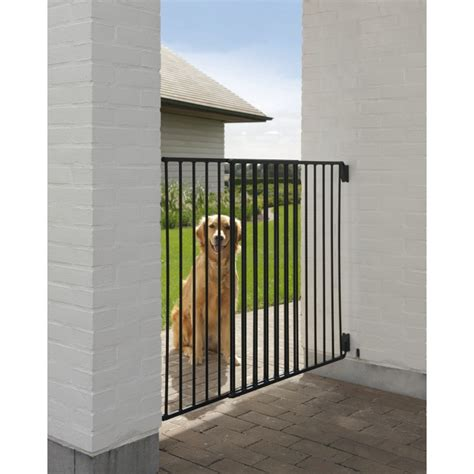 cancelletto da giardino cancelletto da esterno verniciato in metallo barrier