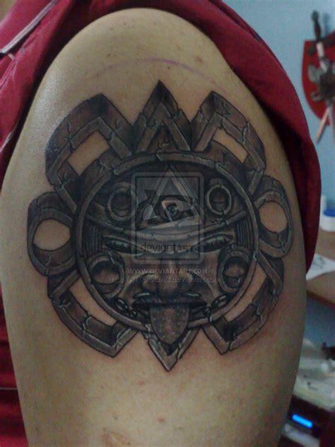 azteca tattoos tattoos aztecas