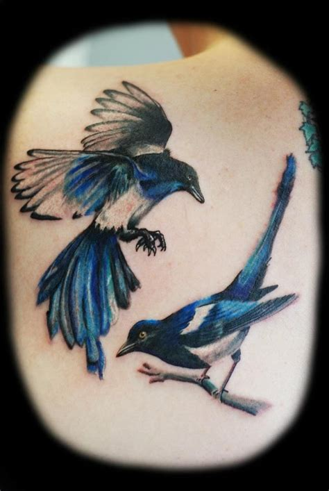 magpie tattoo design 17 best images about magpies on margate uk