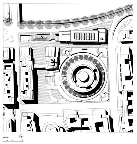 Museum Floor Plan Dwg gallery of ara pacis museum richard meier amp partners 8