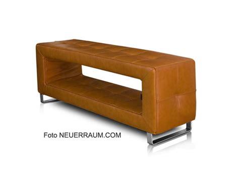 tan leather bench schmale kleine korridor lederbank sitzbank leder hocker klein schmal hocker bank
