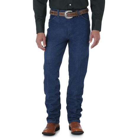 Slim Fit cowboy cut slim fit jean
