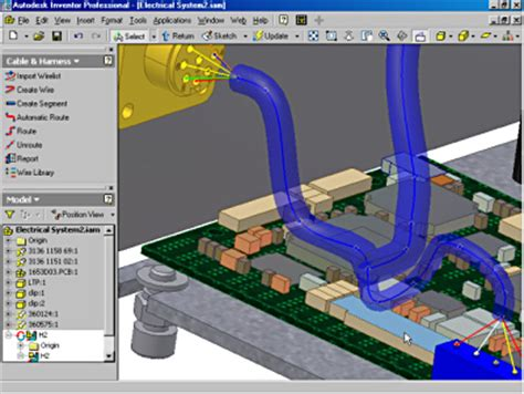 autodesk inventor 2018 cable and harness design autodesk authorized publisher books import electrical intent into autodesk inventor