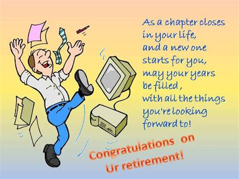retirement wishes for facebook convey your happiness to