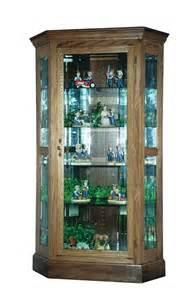 Curio Cabinets In Toronto Corner Curio Cabinet