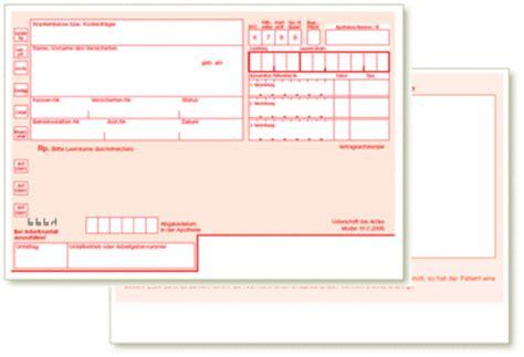 Word Vorlage Din A6 Quer 1 000 Kassenrezepte Muster 16 Praxisdrucksachen Shop