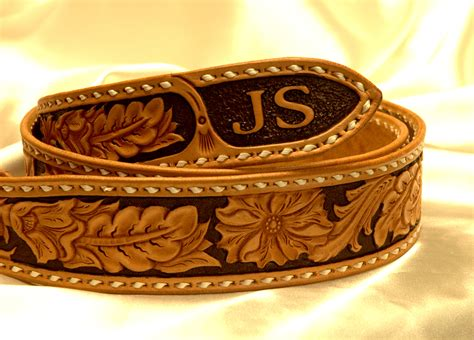 Handcrafted Western Belts - http www wyomingbelts stuff for my