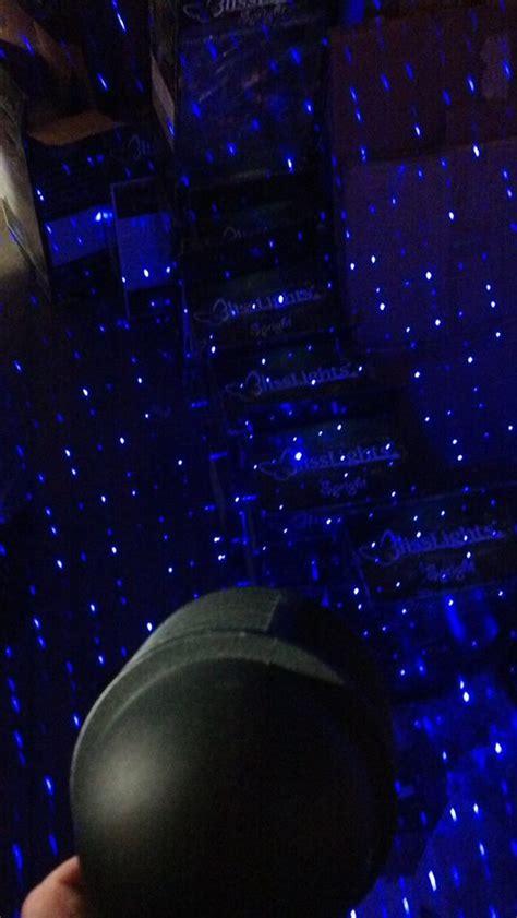 bliss light spright blisslights spright bwt 16 in blue laser landscape