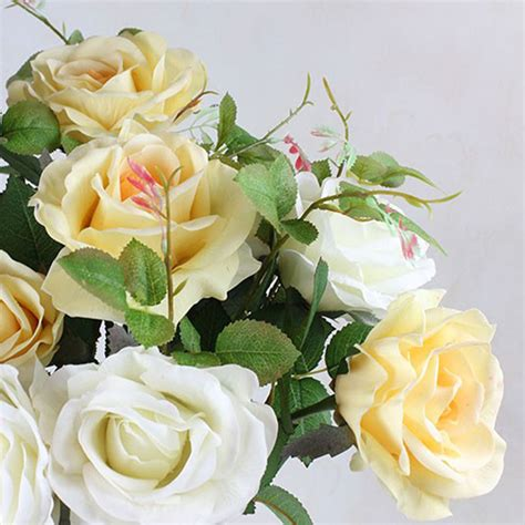 Flowers Without Vase by Popular Large Artificial Flowers In Vase Buy Cheap Large Artificial Flowers In Vase Lots From