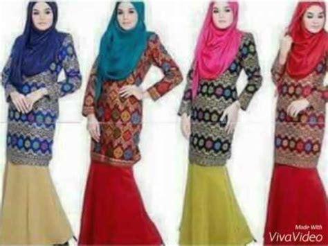 design baju corak batik sarawak batik serawak youtube