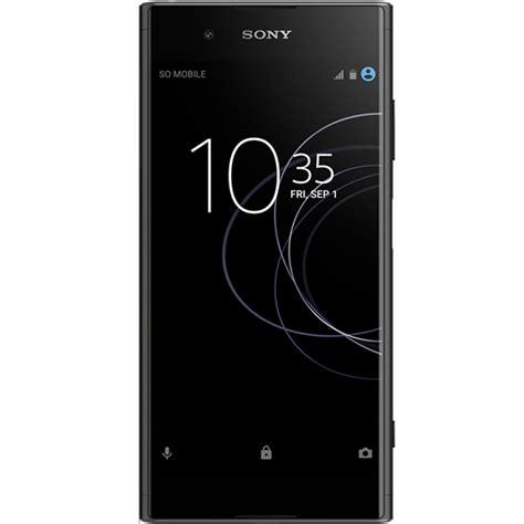 Sony Xperia Xa1 Plus 32gb Black sony xperia xa1 plus g3426 dual sim 32gb rom 4gb ram