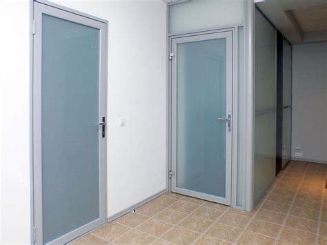 aluminium interior and entrance doors