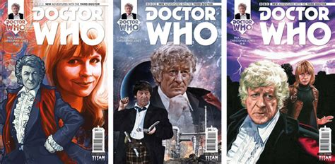 doctor who the third doctor volume 1 the heralds of books doctor who titan comics 3rd doctor issue 4 merchandise