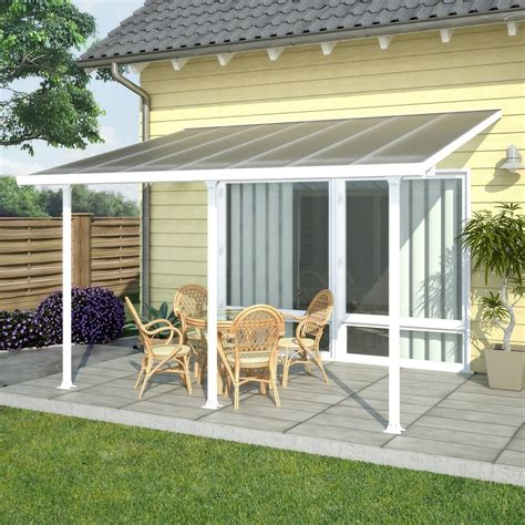 Garden Awnings And Canopies by Palram Feria Patio Canopy 3m Garden