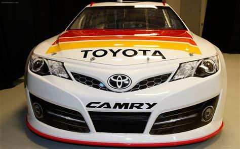 Toyota In Nascar Toyota Nascar Camry 2013 Widescreen Car Wallpaper
