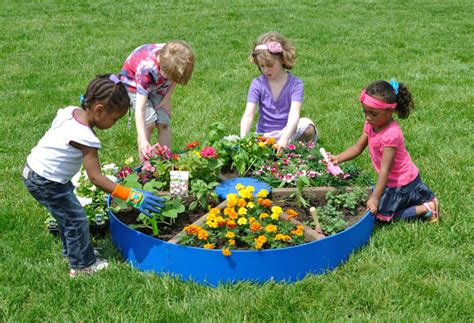 How To Start A Flower Garden In Your Backyard Container Gardening With Young Children