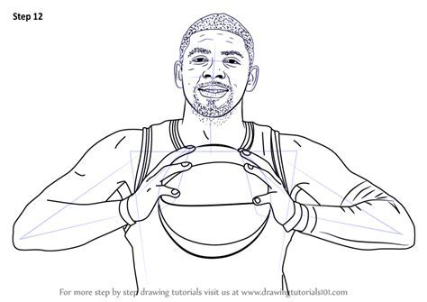 Coloring Pages Basketball Players – Top 20 Free Printable Basketball ...