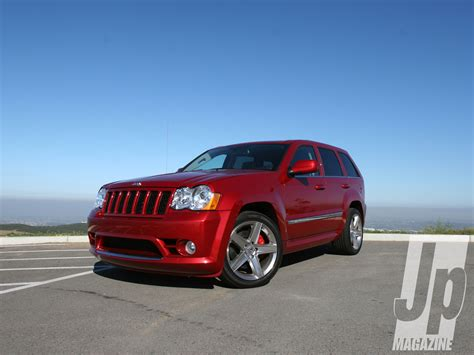 used jeep grand cherokee srt8 jeep grand cherokee srt8 used the grandest of them all