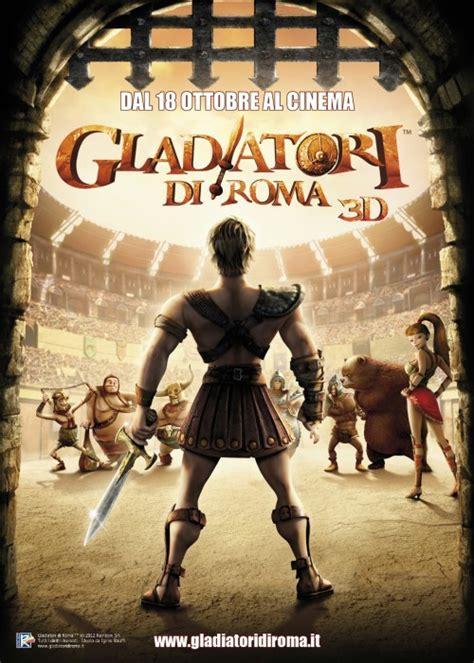 prawie jak gladiator 3d gladiatori di roma 3d 2012 prawie jak gladiator gladiatori di roma 3d 2012 filmy 3d