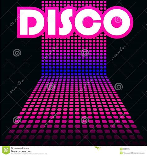 disco template disco cover template royalty free stock photo image 6751125