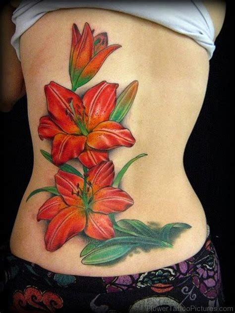 amaryllis tattoo 58 brilliant amaryllis flower tattoos