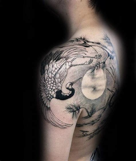 crane tattoo meaning best 25 crane ideas on japanese crane