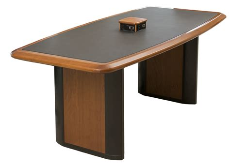 conference table with power power and data connected conference table for six caretta workspace