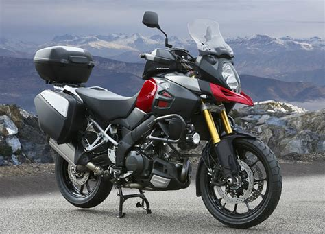 Courtesy Suzuki Pics 7 Adventure Sport Bikes Launched In 2014 Rediff