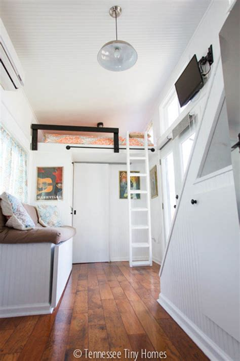 music city s tiny house in nashville music city tiny house hits all the right notes