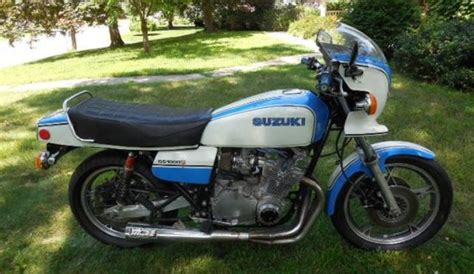 Suzuki Gs1000s For Sale 1979 Suzuki Gs1000s Wes Cooley For Sale Classic Sport