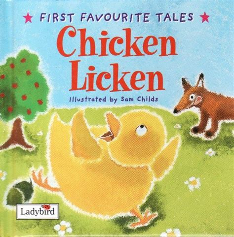 first favourite tales little chicken licken ladybird book first favourite tales series gloss hardback 1999 henny penny