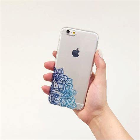 design cover for phone henna mandala iphone 6 case boho iphone cover blue design