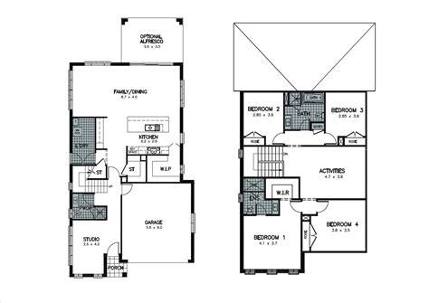 4 bedroom townhomes lydden allworth homes ten alternate floor plans