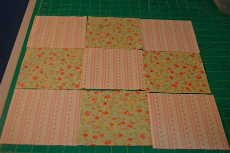 How To Make A Quilt Block by How To Make A Nine Patch Quilt Block