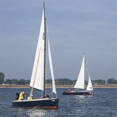 open zeilboot beginners stokpaard open zeilboot ophoven botentehuur nl