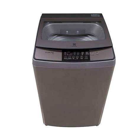 Mesin Cuci Electrolux Top Loading Jual Electrolux Ewt125wd Mesin Cuci Black 12 Kg Top Loading Harga Kualitas