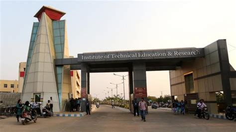 Soa Mba Fees by Institute Of Technical Education Research Iter