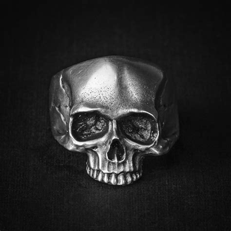 fourspeed metalwerks skull rings collection part three on behance