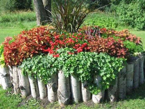 flower bed edging ideas 37 creative lawn and garden edging ideas with images