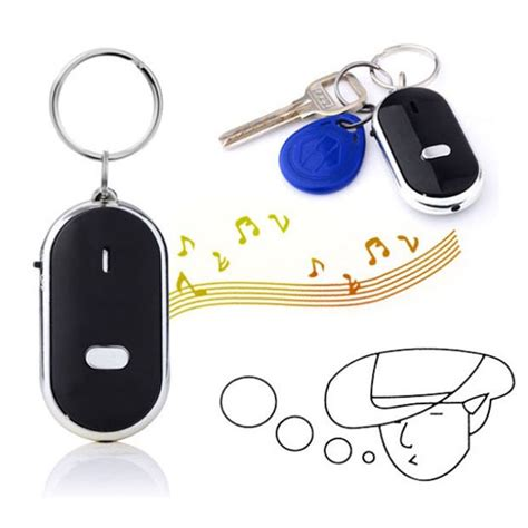 Gantungan Kunci Unik Siul Key Finder gantungan kunci siul anti hilang key finder black jakartanotebook