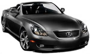 2010 lexus sc 430 2 door 4 seat hardtop convertible priced