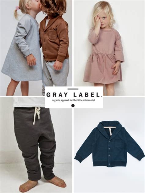 gray label the style files - Grey Label
