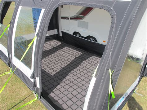 caravan awning carpets kampa continental cushioned carpet