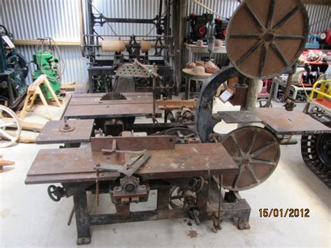 antique woodworking machinery for sale photo index unknown manufacturer bandsaw circular saw
