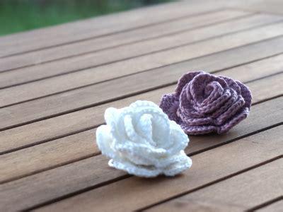 Maille Serrée Au Crochet by Maille Le Crochet C Est Pas Ringard Des Roses