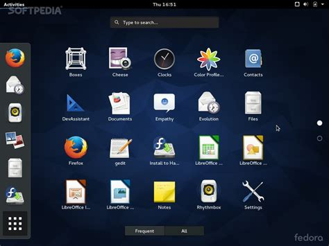 fedora 22 alpha lets users test the beta version of gnome